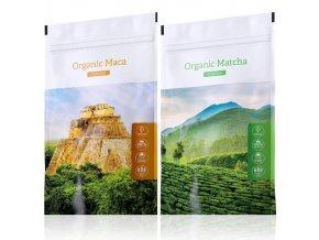 organic maca powder matcha