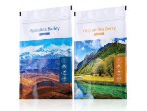 spirulina barley tabs sea berry