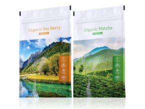 organic sea berry matcha