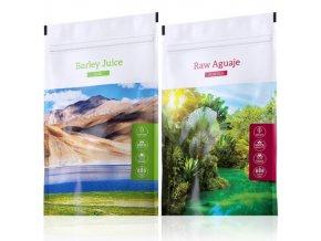 barley juice tabs raw aguaje